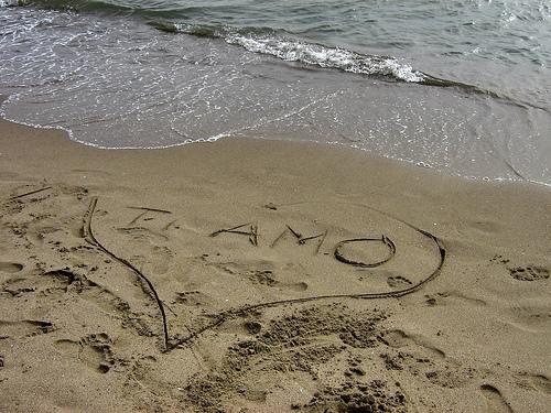 Risultato immagine per dopo amore su spiaggia foto