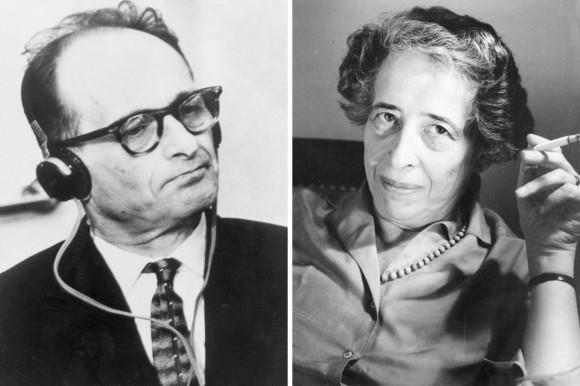 Risultati immagini per arendt eichmann