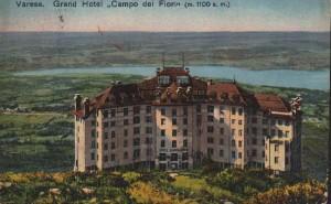 Grand Hotel Campo dei Fiori: che fare?