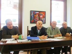 Conferenza stampa del comitato Varese 2.0