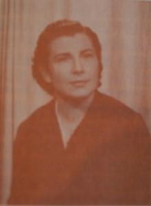 """Tarsilla Durante (da """"Il grembiule di castagne"""" di L. Negri)"""