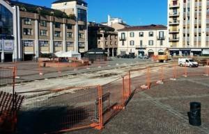 Piazza Repubblica in cerca del domani