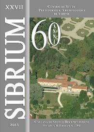 Una copertina di Sibrium, la rivista fondata da Bertolone