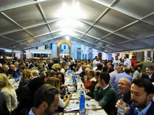 Una cena solidale a Varese