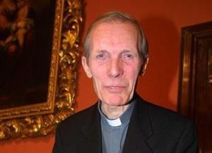 Monsignor Corti, futuro Cardinale