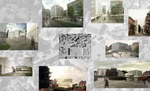 Immagini del progetto vincitore del nuovo teatro