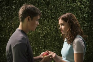 "dal film ""The giver"""