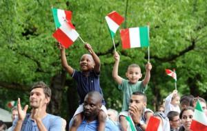 ITALIA PRIMA NELL'UE NEL CONCEDERE LA CITTADINANZA A MIGRANTI