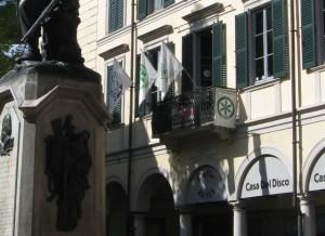 La sede della Lega a Varese