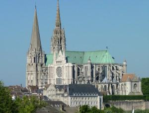 Notre Dame di Chartres