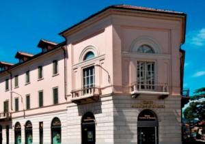 La ex sede della Popolare di Vicenza