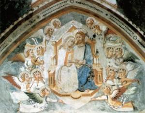 Cristo e Maria, Cristo sposo e la Chiesa sposa, Sacro Speco, Subiaco