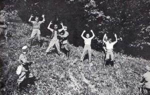 Retata al San Martino nel 1943