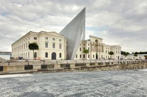 Il museo di storia militare a dresda