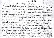 La lettera di Aldo Moro alla famiglia