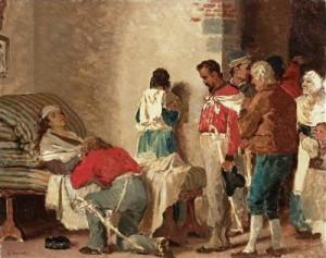 La morte di Anita Garibaldi
