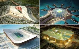 Avveniristici progetti per Qatar 2022