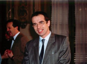 Raimondo Fassa, sindaco di Varese dal 1992 al 1997