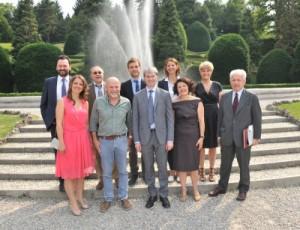 La giunta del Comune di Varese