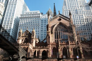 Trinity Church a New York