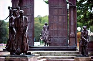 Il monumento ai sette di Gottinga