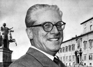 Giovanni Gronchi visitò Varese il 16 dicembre 1958