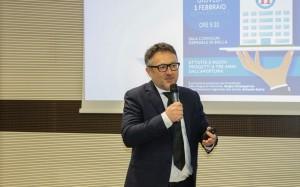 Il neo DG del Circolo, Gianni Bonelli