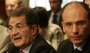 Romano Prodi e Enrico Letta di nuovo in campo?
