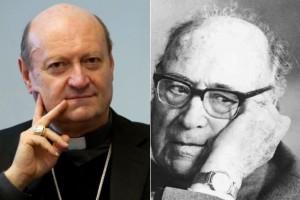 Monsignor Ravasi e Riccardo Bacchelli