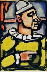 Georges Rouault, Clown