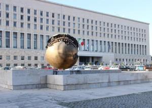 La Farnesina, sede del Ministero degli Esteri