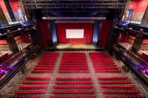 Il teatro Brancaccio a Roma