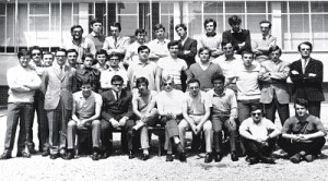 Liceo Classico Cairoli, IIID, 1969