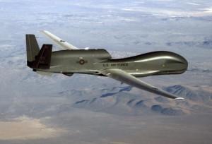 Un drone americano