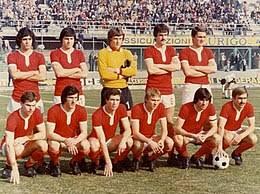 Il Varese Calcio nel 1974-75