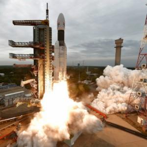 La sonda indiana chandrayaan-2
