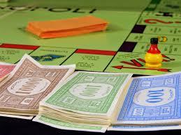 I soldi del monopoli