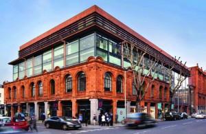 Il palazzo al centro dell'indagine in Sloane Avenue a Londra