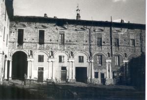 Il castello nel 1987