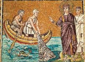 La chiamata di Pietro e Andrea