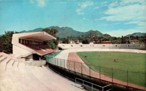 Lo stadio Franco Ossola