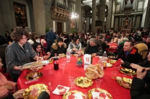 Natale 2018 di solidarietà a Firenze