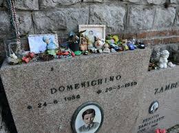 La tomba del Domenichino
