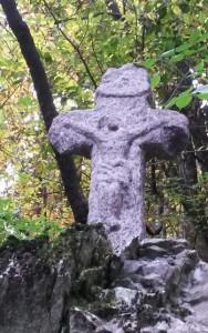Crocifisso al Sass dul Signur