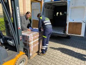 Dalle donazioni al Circolo della Bontà 33 nuove pompe infusionali per l'ospedale di Varese (da Varesenews)