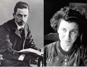 Rainer Maria Rilke e Etty Hillesum