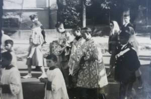 processione mariana a Belforte