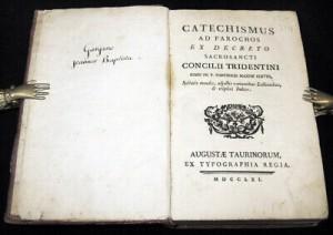 Il Catechismo tridentino