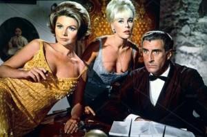 """Gli interpreti di """"Più micidiale del maschio"""" (1967)"""