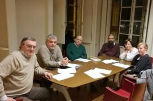 Esponenti del Movimento Civico Varese 2.0